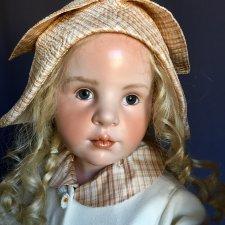 Девочка  с куклами : Джулия от Хильдегард  Гюнцель . WOP . Рассрочка !