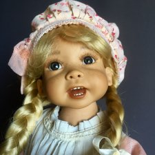 Ягодка -малинка от Анжелы Саттер (Angela Sutter ) . Рассрочка !