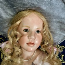 . Пандора от Хильдегард Гюнцель  . WOP. Лимит 25 кукол .