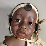 Цена срочной продажи ! Шоколадка  Ами от Philip Heath.Оригинал ! Лимит 25 кукол .