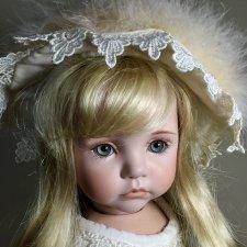 Белокурая красоточка Молли от Линды Рик и Дианны Эффнер.  РАССРОЧКА !!!