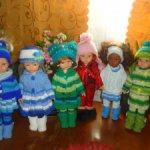 комплекты для кукол -паола рейна