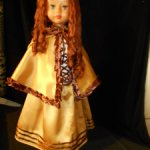 наряд Констанции Бонасье для куклы Нина