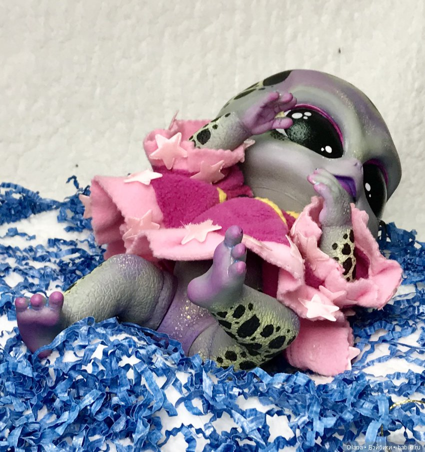 Reborn, Doll, Мейша, Alien, Матковская, кукла, реборн, инопланетянин