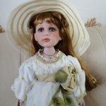 Очаровательная куколка