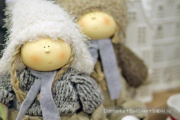 выставка Лавка игрушек - интерьерные игрушки и куклы 18 апреля 2015