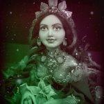 Сказ о Хозяйке Медной Горы. Авторская кукла