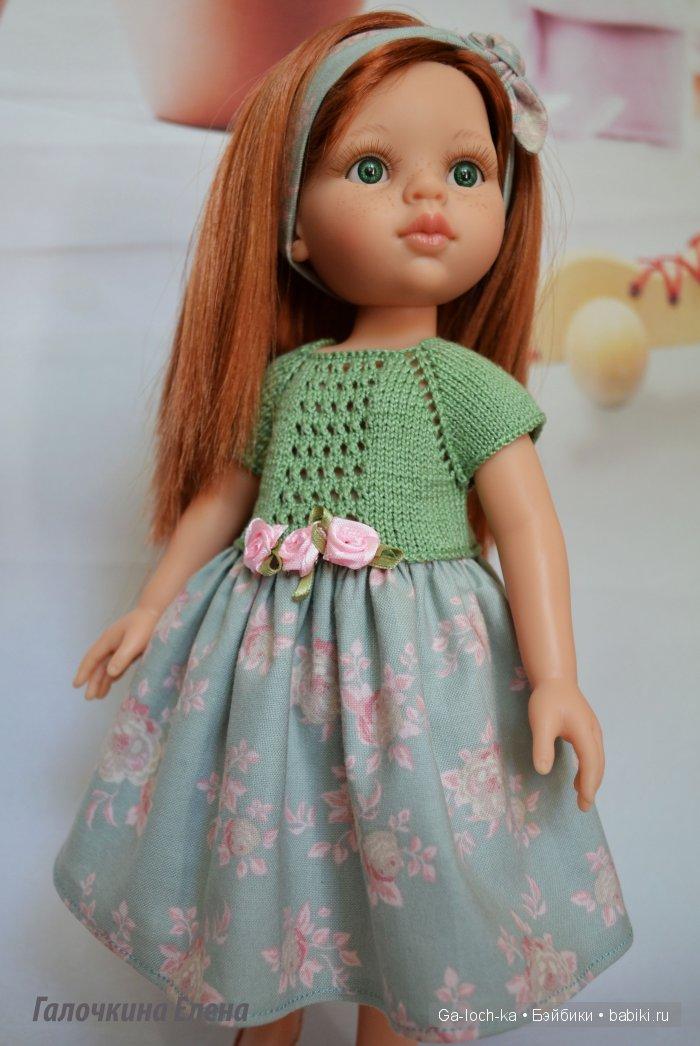 Два платья для Паолок / Одежда для кукол / Шопик. Продать