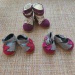 """Обувь для кукол 13""""Дианы Эффнер, Минуш и им подобным."""