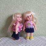 Куколки новые похожи на Shadiwa