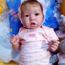Малышка Сонечка, молд Саски от Бонни Браун