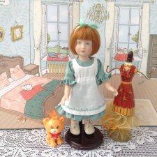Моя Мася или  Эмили, виниловая куколка от H. MaCiak