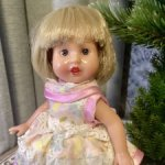 Куколка Mariquita Perez, производство Испания.