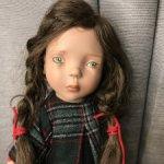 Продаю куколку Zwergnase Лизхен  Lieschen