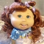 Куколка Cabbage Patch Little Lil Sprouts, новогодняя серия.