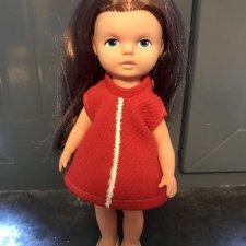 Редкая куколка ГДР 23 см в отличной сохранности