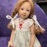 Продаю  куклу Бенита ( Benita) Heidi Plusczok.