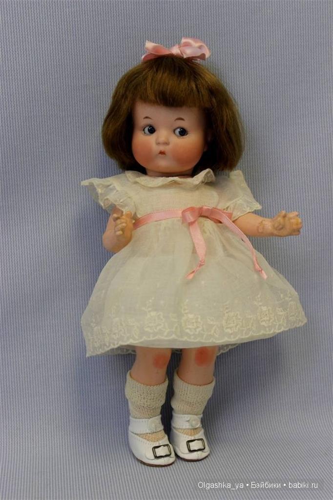 Just Me - авторская кукла Галины Шульгиной