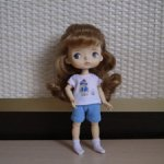 Одежда для куколки Xiaomi monst