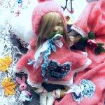 """""""Коралл"""" комплект для кукол ростом 45-53 см"""