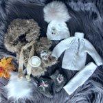 """Зимний"" комплект для кукол Paola Reina"