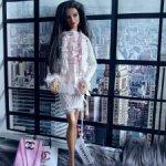 "Комплект CHANEL ""Розовая дымка"" для Барби/Barbie, Интегрити/Integrity"