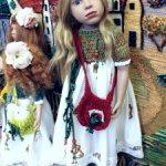 «Бабочки-4» для кукол ростом около 65 см. Zwergnase