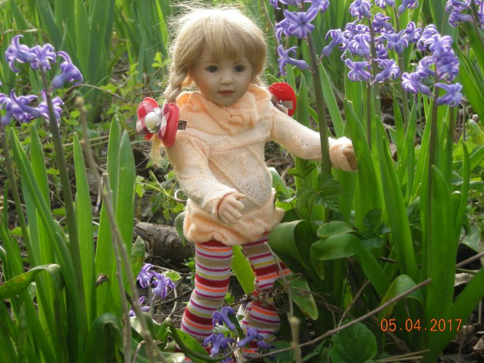 куклы Хайди Плюсцок