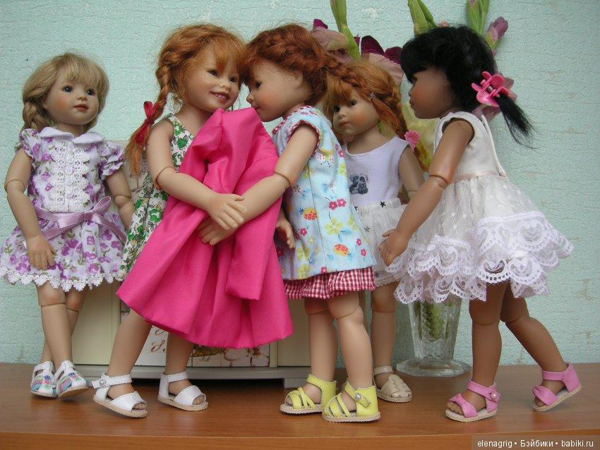 Heidi Plusczok dolls, Хейди Плюсчок