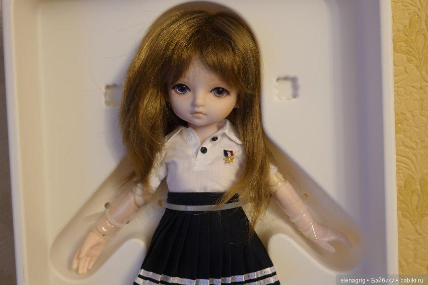 китайская шарнирная кукла