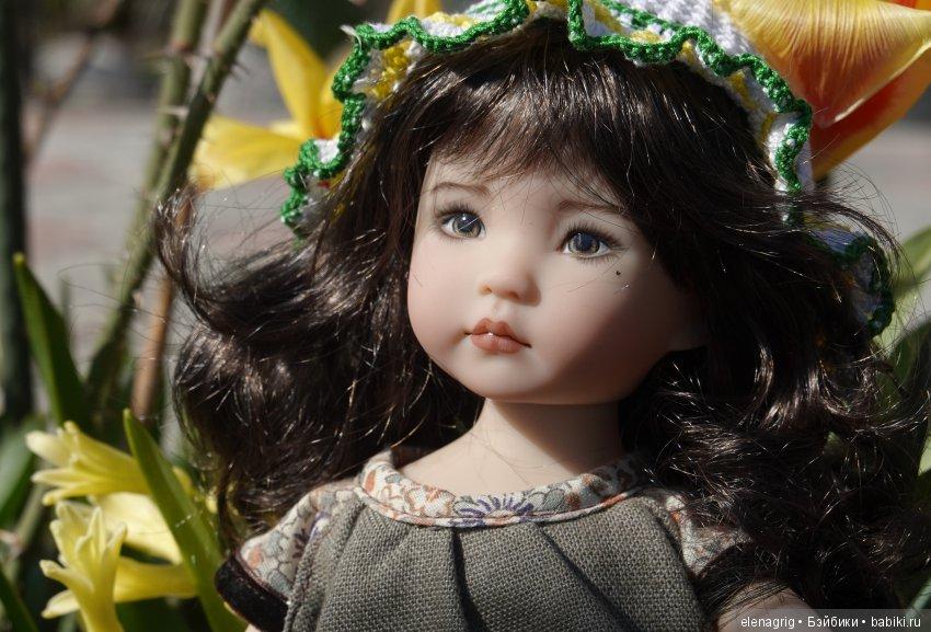 Коллекционные куклы Дианы Эффнер, Dianna Effner