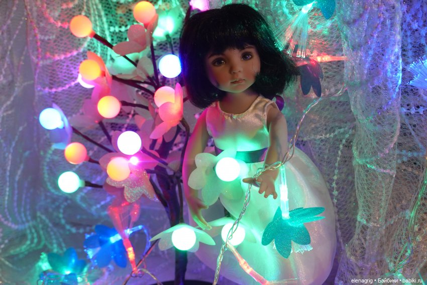 Коллекционные куклы Дианы Эффнер, Dianna Effne