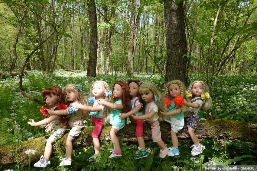 Куклы Gotz , Готц