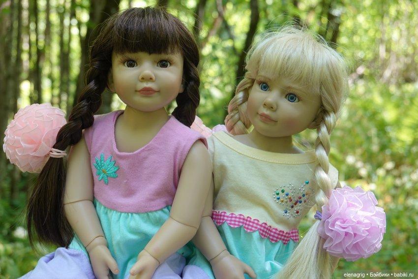 Коллекционные куклы Sonja Hartmann, Kidz'n'Cats
