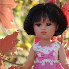 Оливия от Ллоренс, моя новенькая куколка