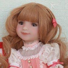 Дарла от Руби Ред, моя новая куколка