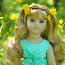 Лютики-лютики – жёлтые салютики