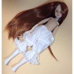 Анонс! Будуарная шарнирная кукла