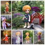 Одежда для кукол Baboliy (рост 15 см)