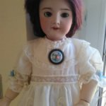 Антикварная кукла SFBG
