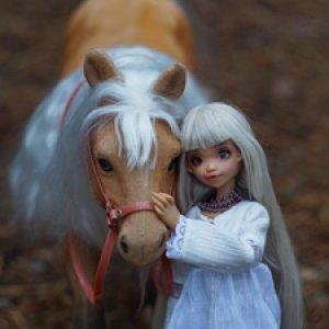 Элисия и Люцифер! Или все же девушка из танцующего леса?