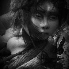 Маленький фавн  ЛУКАС  (18+). Авторская кукла