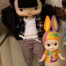 Редкая Bokka Doll Olivia, подружка Holala.