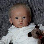 Maike by Gudrun Legler, Майкe от Гудрун Леглер, Куклы Реборн Дженни Галль, Reborn Jenny Gall