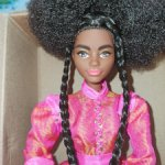Барби экстра темнокожая