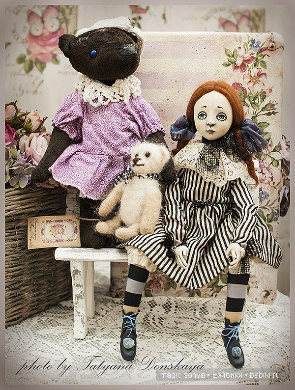 Светлана Полунина, будуарная кукла, подвижная кукла, коллекционная кукла, ООАК