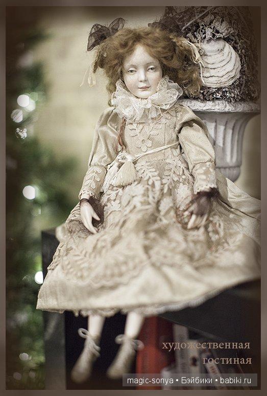 Ольга Сукач, авторская кукла, подвижная кукла, ООАК