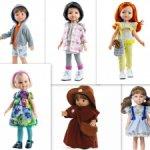 Распродажа аутфитов для кукол Паола Рейна 34 см (с обувью и без)