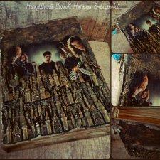 """Тематический блокнот-книгу ручной работы """"По следам Гарри Поттера"""""""