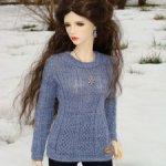 Iplehouse SID Women. SD BJD. Handmade. Вызаные свитера и джемперы для Иплхаус СИД. Цена с доставкой.